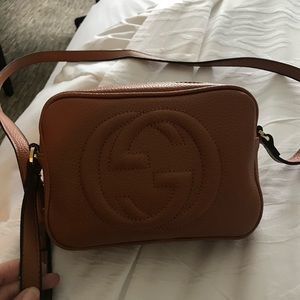 Handbags - Brown Handbag